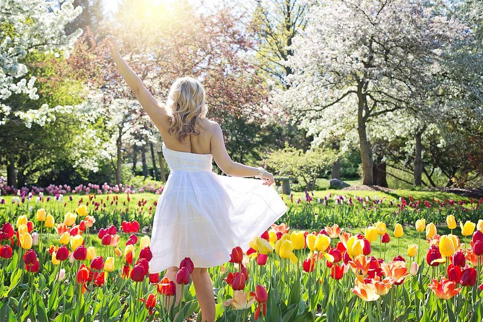 donna felice fiori